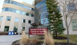 The McMaster School of Nursing works at the Institute of Applied Health Sciences