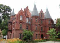 Wellesley College office building