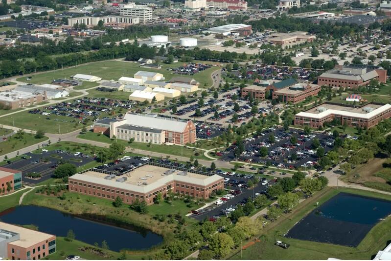 University of Illinois, USA
