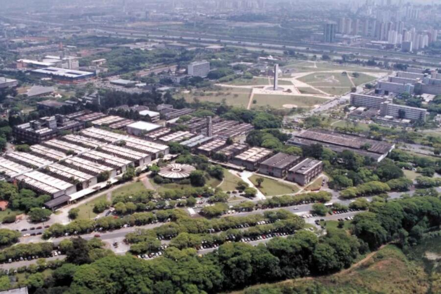 University of São Paulo, the best in Brazil