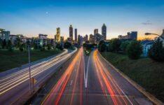 Jackson Street Bridge in Atlanta