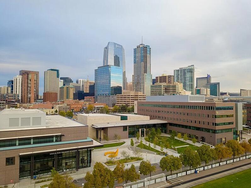 Colorado University in Denver