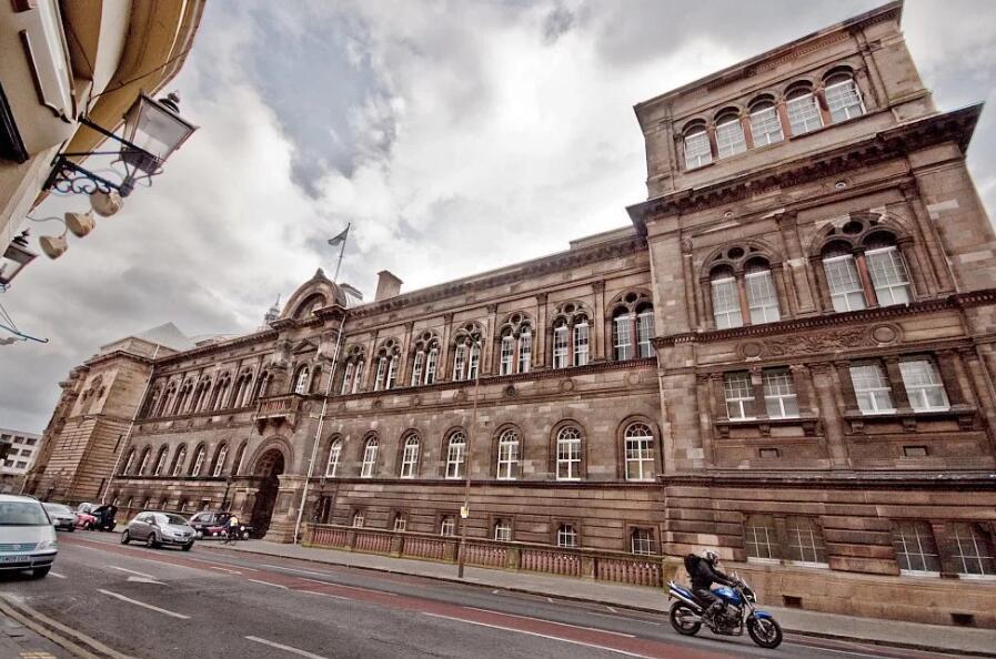 Edinburgh University School of Health in Social Sciences