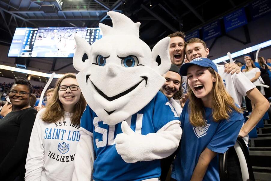 The Billiken - Saint Louis University