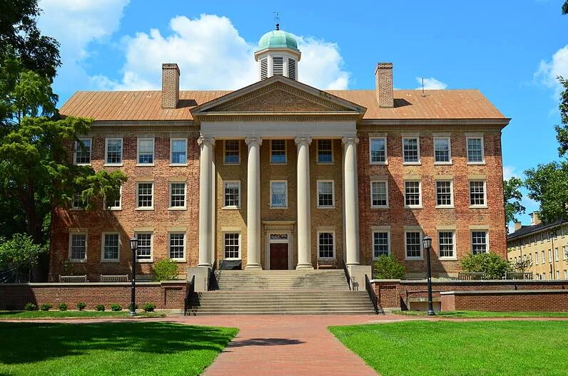 University of North Carolina at Chapel Hill (North Carolina)