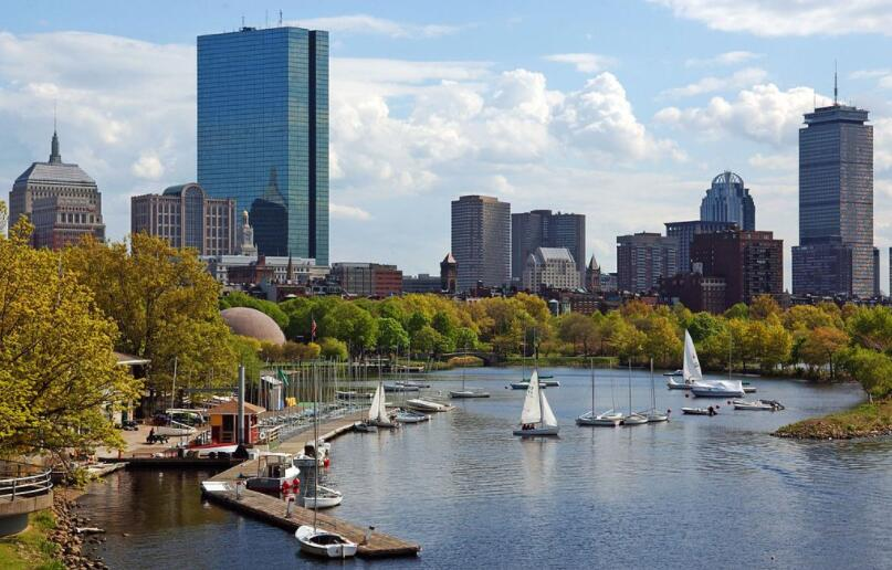 Back Bay, Boston neighborhood