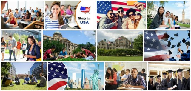 Study in United States 2