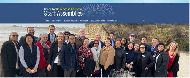 Council of University of California Staff Assemblies