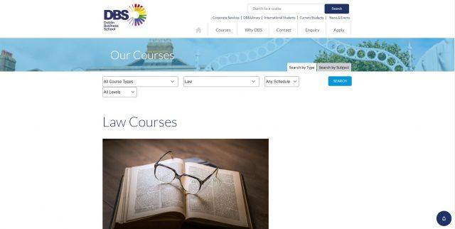 Law School - Dublin Business School