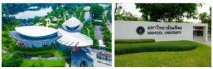 Mahidol University Study Abroad