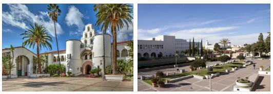 San Diego State University Study Abroad
