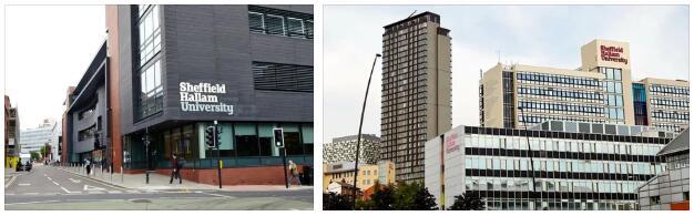 Sheffield Hallam University Study Abroad