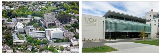 University of Canterbury Study Abroad