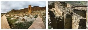 Mountain Fortress Beni Hammad (World Heritage)