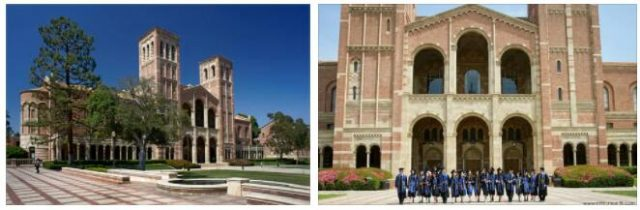 Study Abroad in University of California Los Angeles